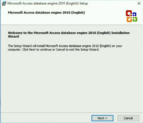 Microsoft access database engine 2010