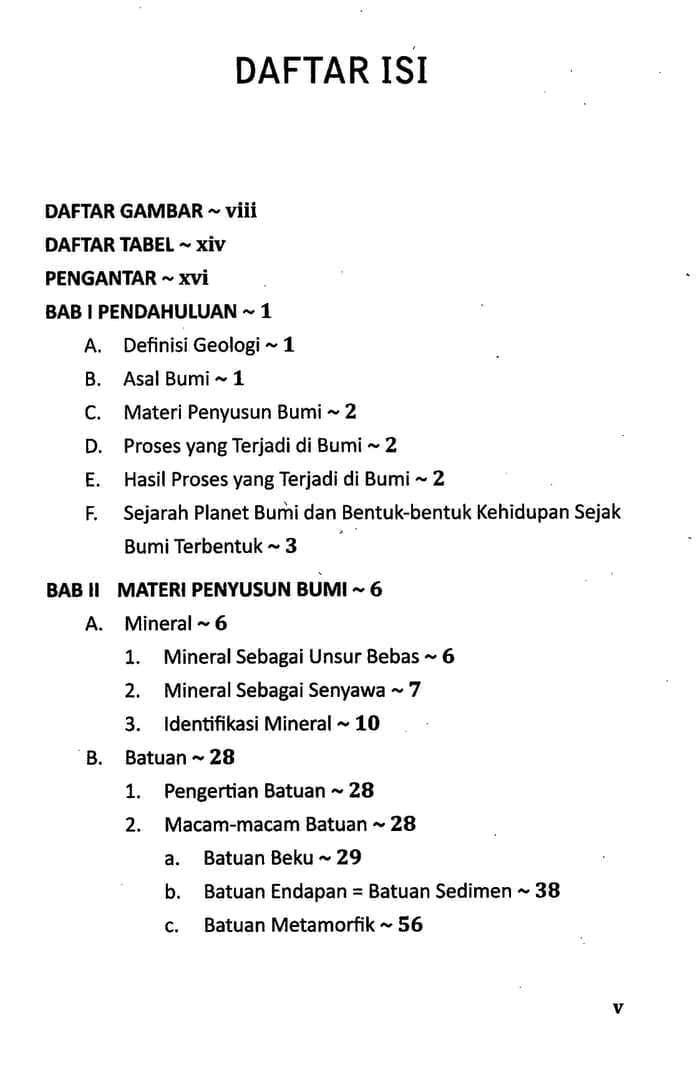 Buku Geologi Dasar Karya Ir. Soetoto, S.U