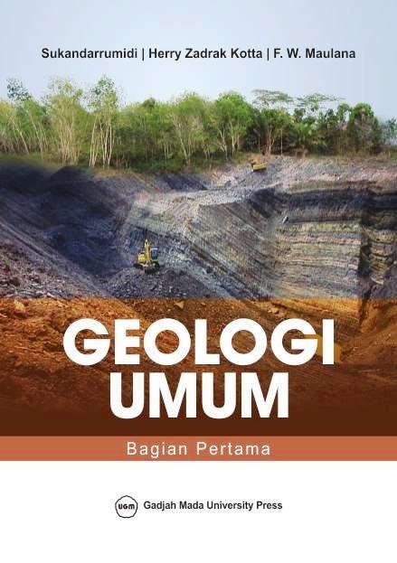 Buku Geologi Umum Bagian Pertama
