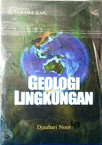 Buku Geologi Lingkungan