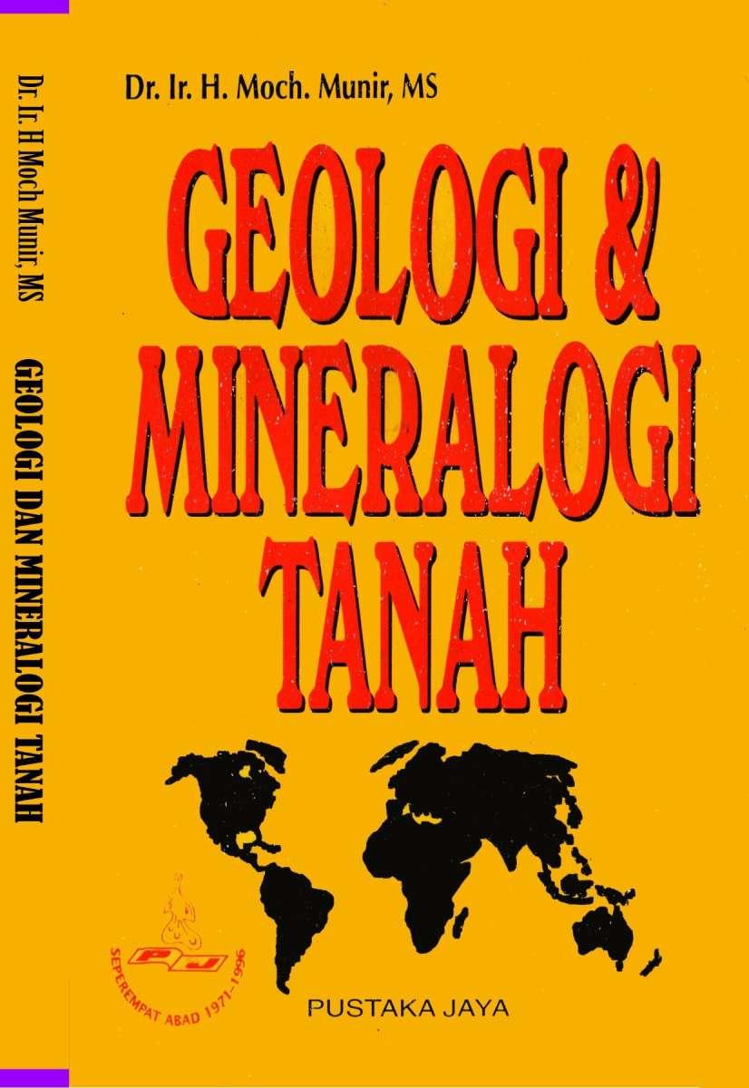 Buku Geologi dan Mineralogi Tanah