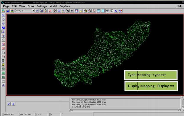 Tutorial Cara Membuat Kontur Dengan Software Mincom Minescape