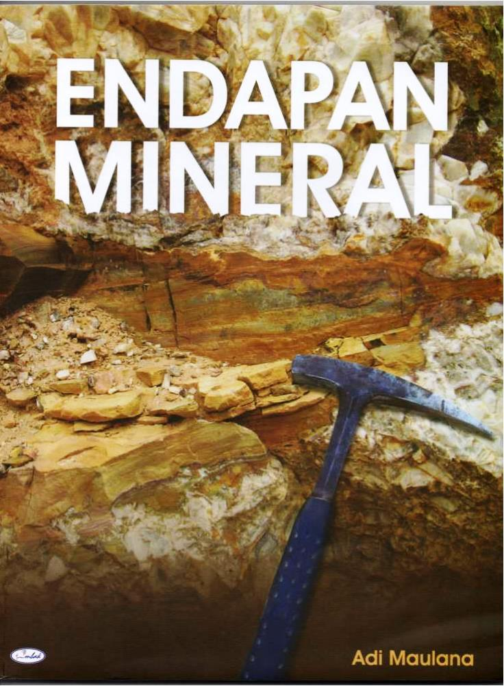 Buku Endapan Mineral Karya Adi Maulana
