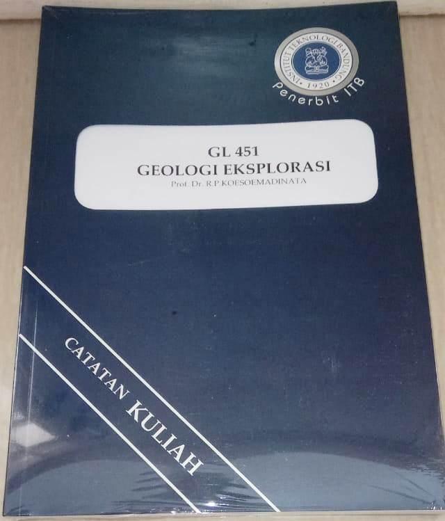 Buku Geologi Eksplorasi R.P. Koesoemadinata ITB Press
