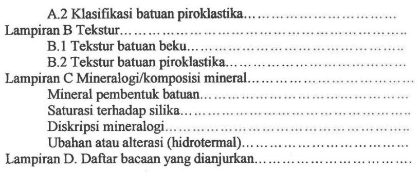 Buku Petrografi Penerbit ITB Press