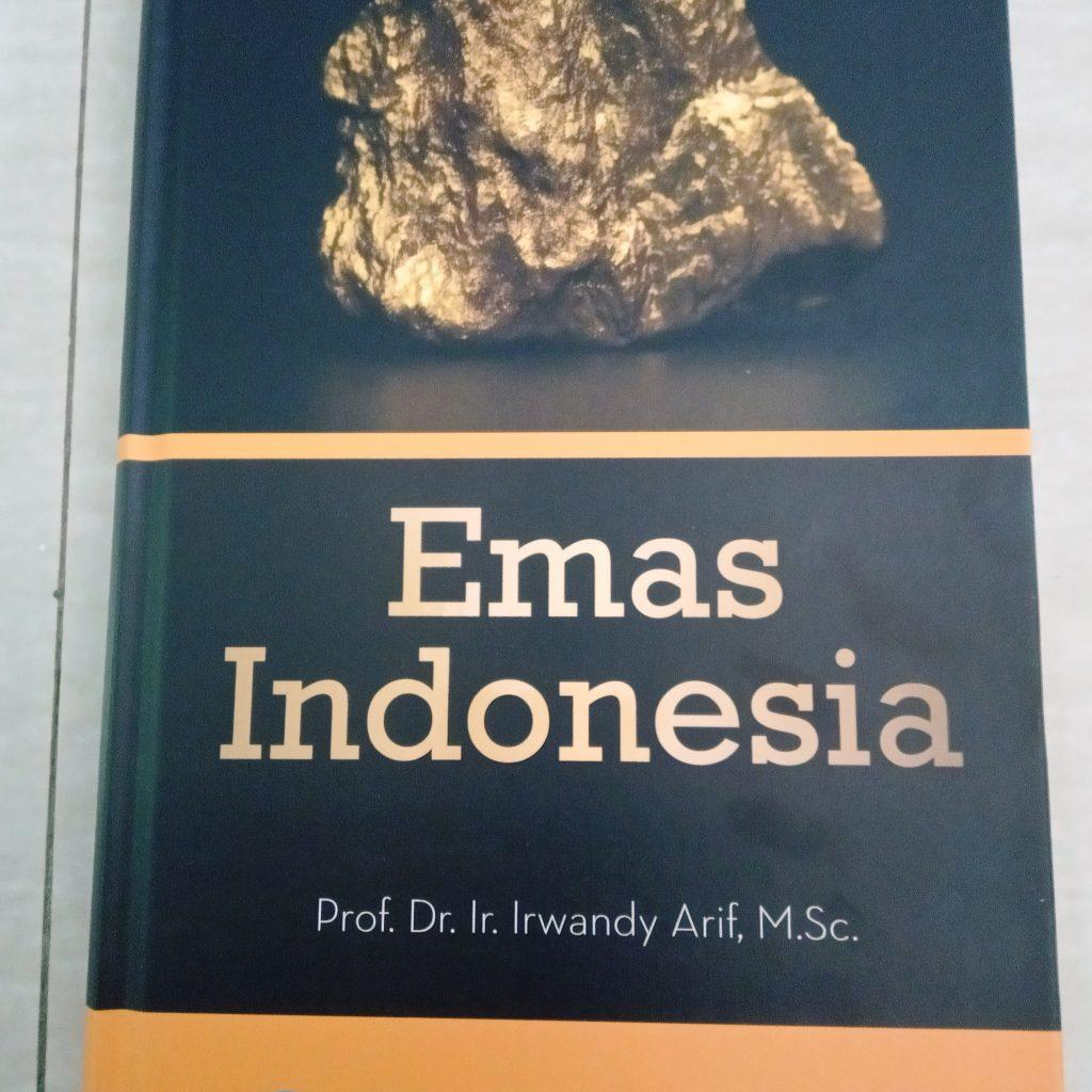Emas Indonesia Irwandy Arif