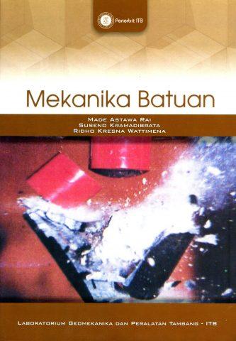 Buku Mekanika Batuan